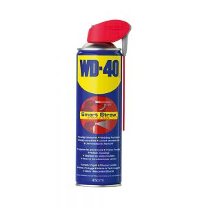WD40 Spray Lubricant Oil