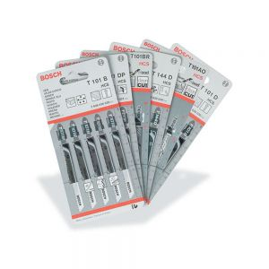 Bosch Jigsaw Blades - Special for Fibre and Plaster