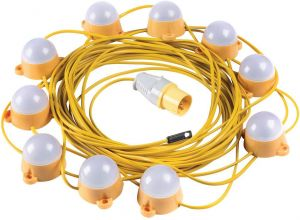 Defender 22m LED Fully Enclosed Festoon