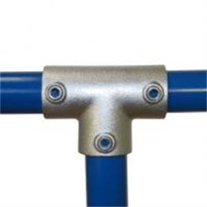 Long Tee Clamp Fitting - 104D