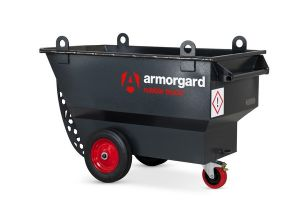 Armorgard RT400 Heavy Duty Rubble Truck
