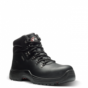 Thunder Black Waterproof Safety Boots