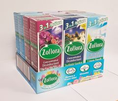Zoflora Concentrated Anti-bac 12x120ml