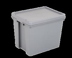 24L Heavy Duty Storage Box & Lid