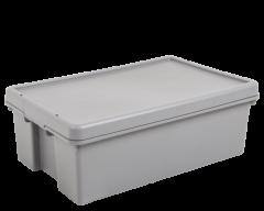 36L Heavy Duty Storage Box & Lid