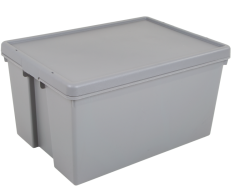 62L Heavy Duty Storage Box & Lid