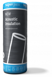 100mm Acoustic Partition Roll 12.12m2