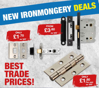 New Residential Ironmongery