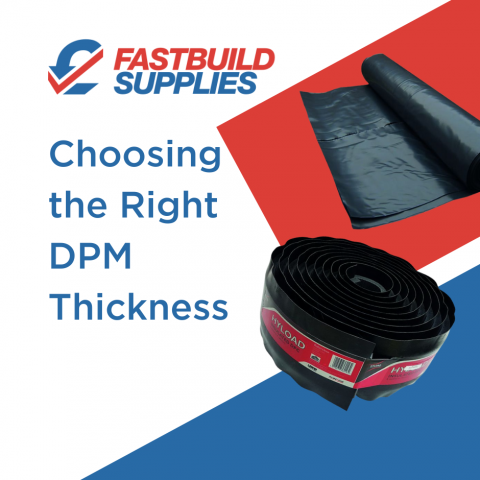 Choosing the Right DPM Thickness
