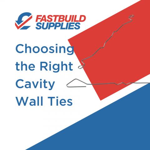 Choosing the Right Cavity Wall Ties