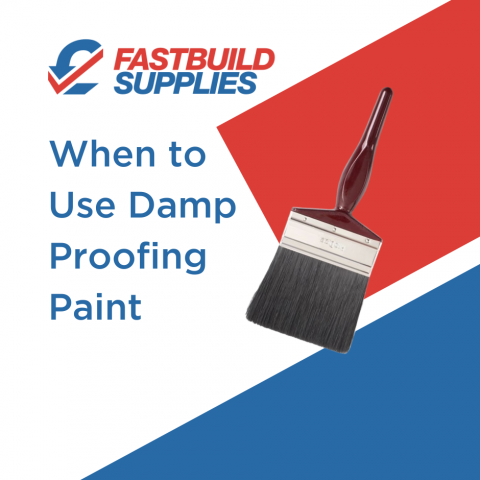When to Use Damp Proofing Paint