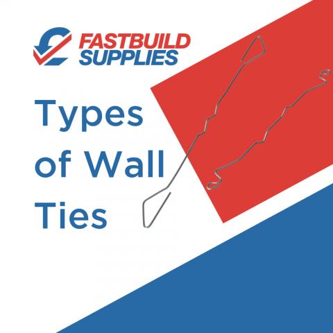 Types of Wall Ties