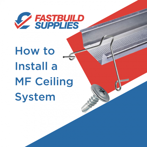 How to Install a MF Ceiling System