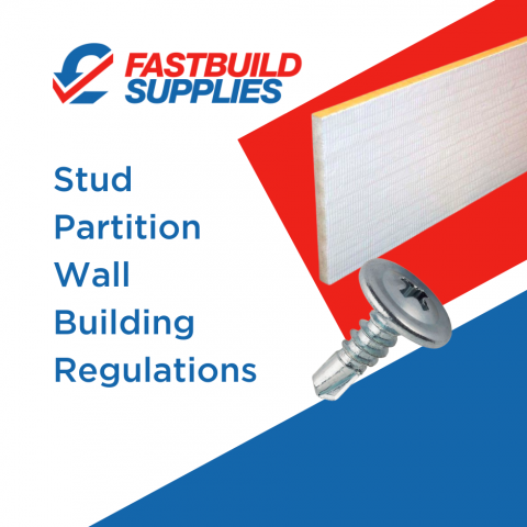 Stud Partition Wall Building Regulations