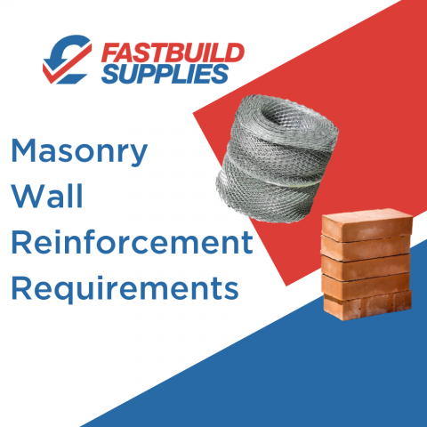 Masonry Wall Reinforcement Requirements