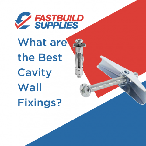 What are the Best Cavity Wall Fixings?
