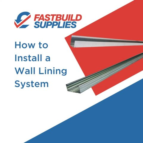 How to Install a Wall Lining System