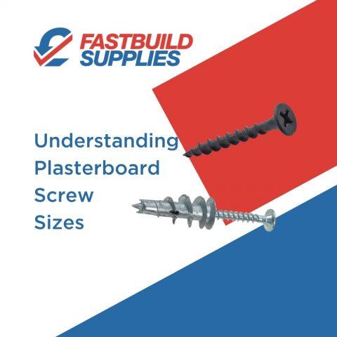Understanding Plasterboard Screw Sizes