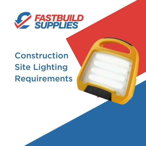 Construction Site Lighting Requirements